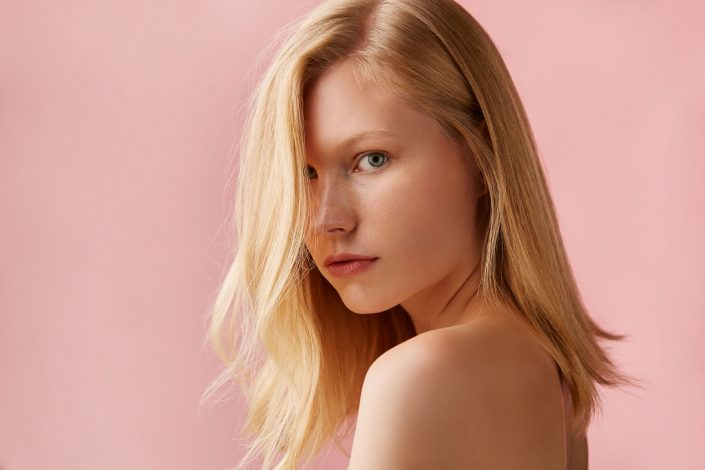 merle-06, blond, haare, wellen, glatt, longbob, beauty, sanft