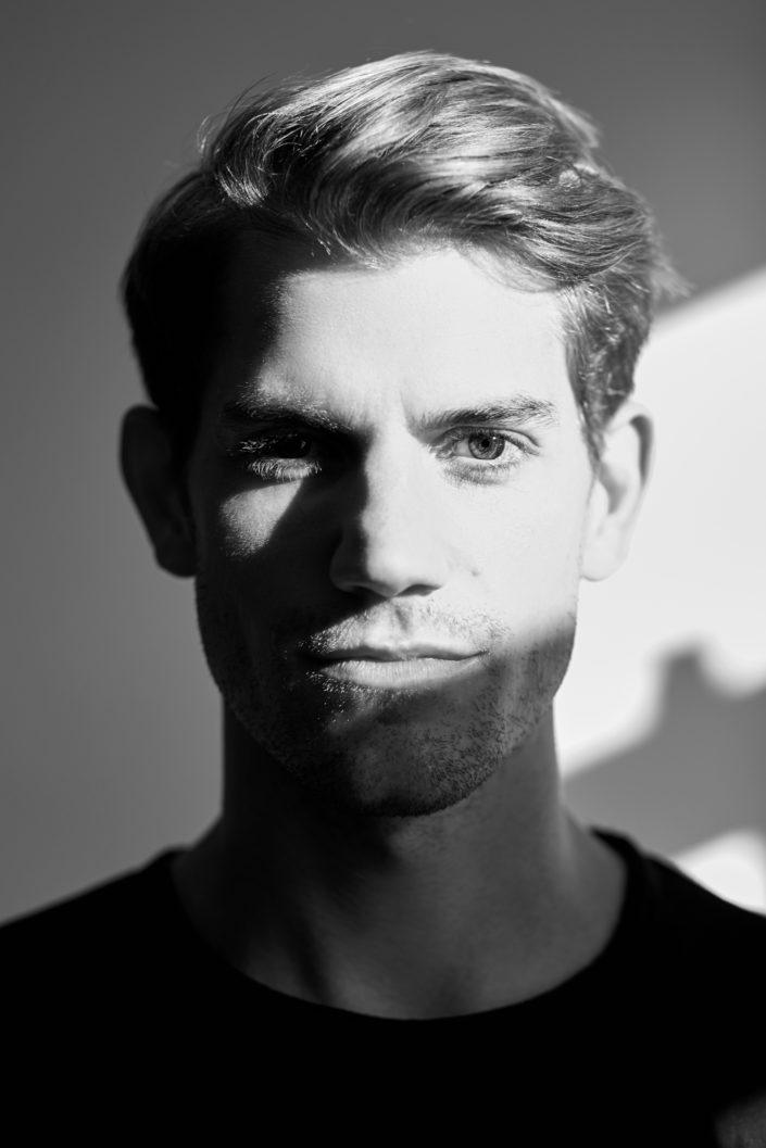 Jan, Schauspieler, Portrait, 9
