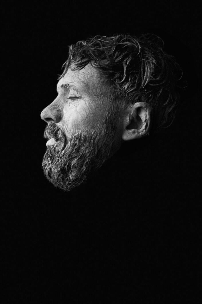 Andi, Portrait, Skulptur, 1