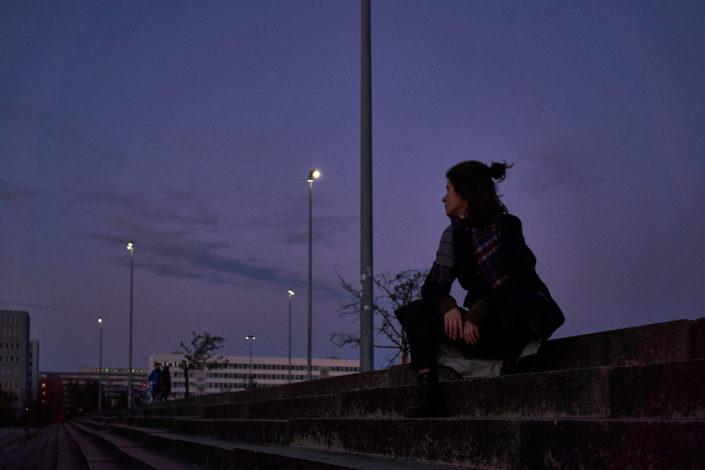 ariane, portrait, 3