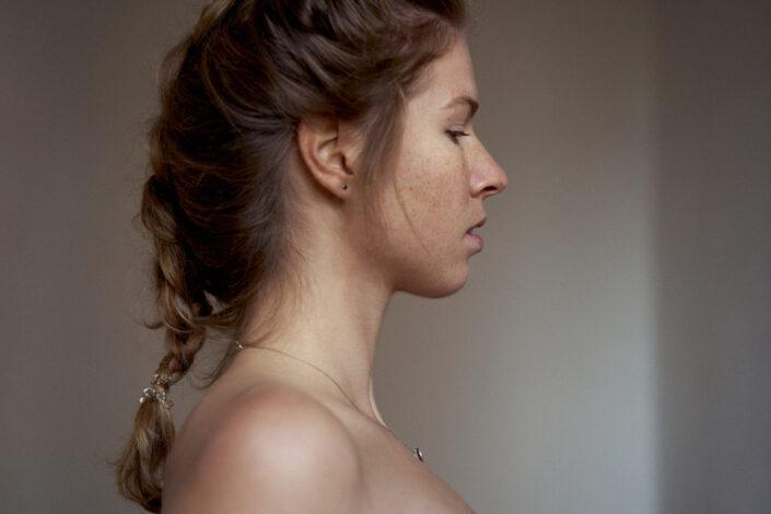 Chiara, Portrait, Schlicht, 7