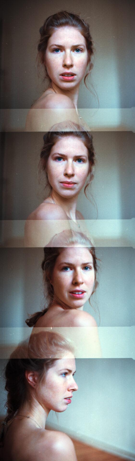 Chiara, Analog, Portrait, Film, 11