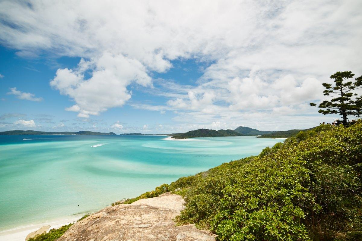 australien-34, Insel, Meer, traumhaft, sandstrand, natur