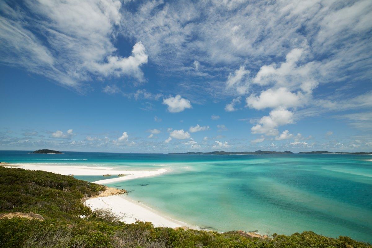 australien-32, Insel, Meer, traumhaft, sandstrand