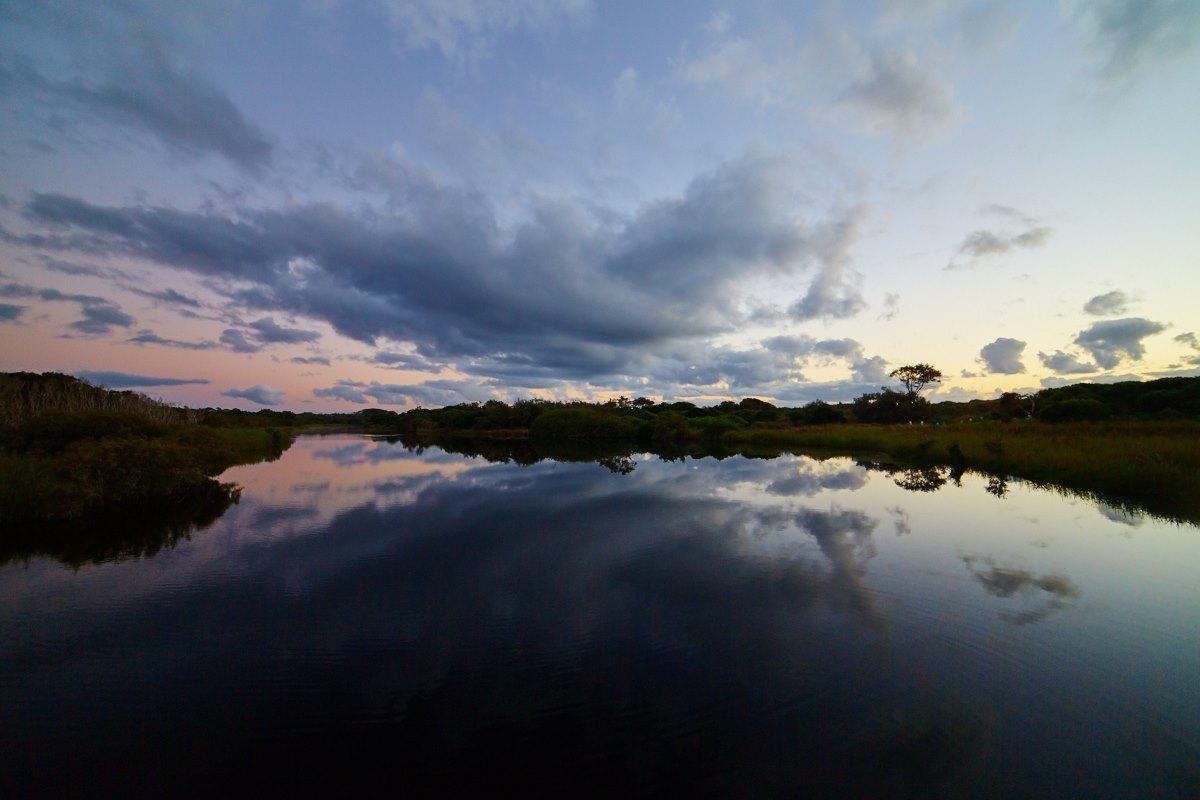 australien-7, byron bay, see, morgenstimmung